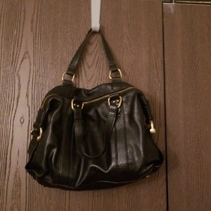 Black Merona purse